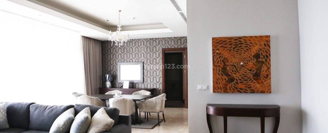 Apartemen Mewah Pakubuwono Signature Furnished Lantai Tinggi