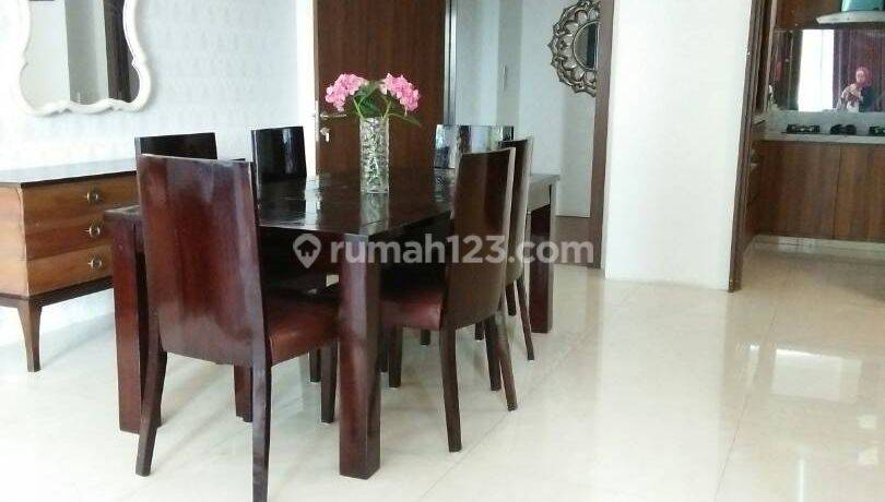 Apartemen Siap Huni Harga Murah Apartemen Kemang Villge 2 Br + 1