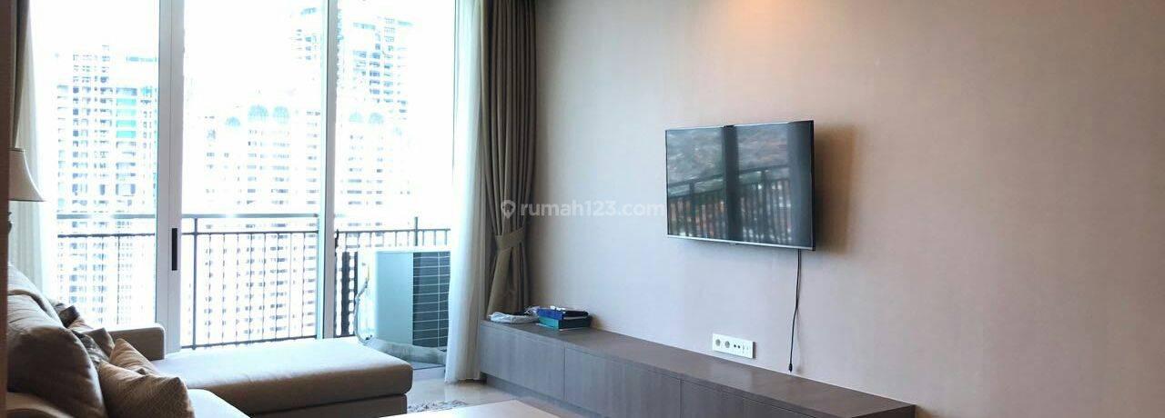 Pakubuwono House Apartment Kebayoran Baru Jakarta Selatan Fully Furnished