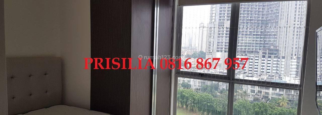 Apartemen Furnished 1 BR, The Mansion Kemayoran