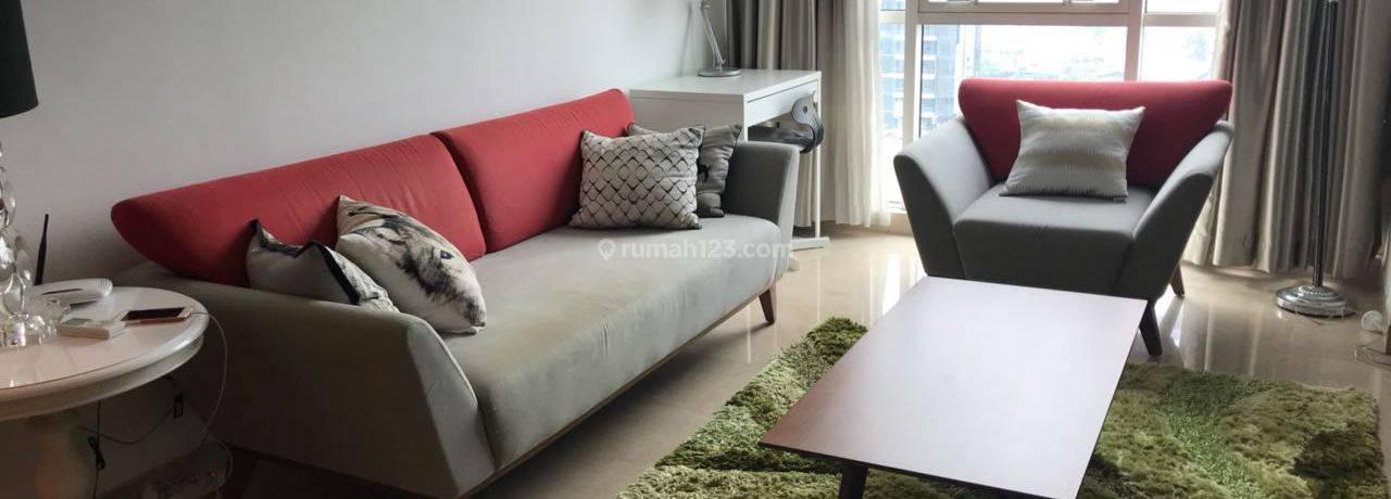 super murah Apartemen Sky Garden 2BR View City Middle Floor