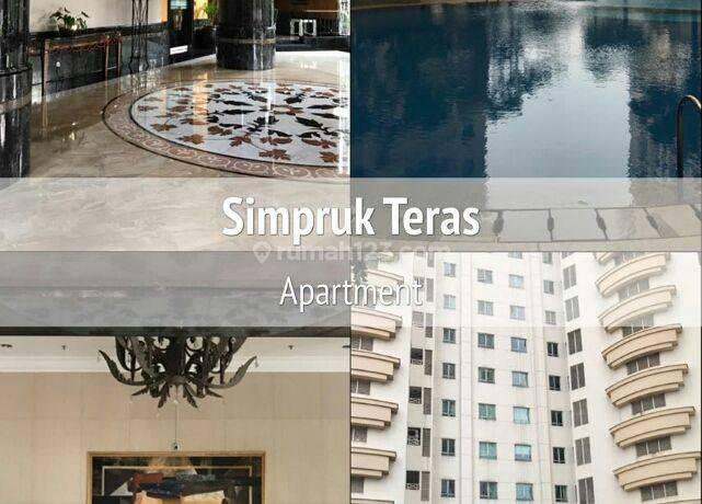 Apartment Simpruk Teras 4 Kamar Tidur -Harga Miring - Exclusive Apartment -Semi Private Lift