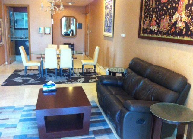 Apartemen Senayan Residence 2 BR Tower 1 Full Furnished