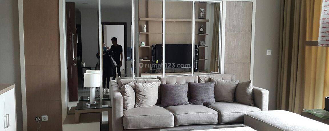 Apartemen Denpasar Residence 2 BR Ubud Tower Furnished View City Middle Floor