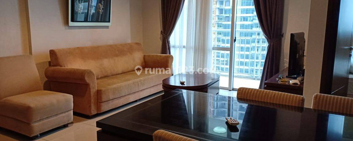 Apartment Denpasar Residence 2BR Kintamani Tower Low Floor