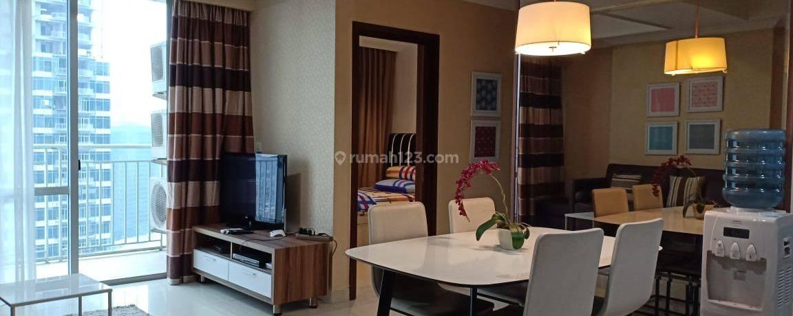 Apartment Denpasar Residence 2BR Low Floor Tower Kintamani