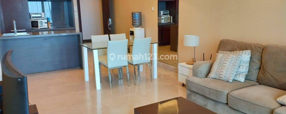 Apartment Residence 8 2BR Tower 3 High Floor Furnished