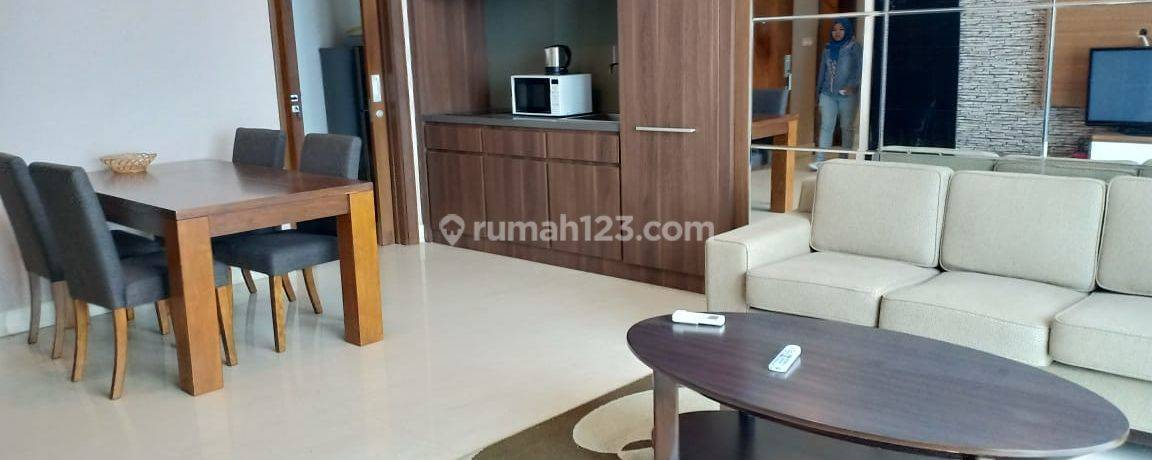 Apartment Residence 8 Tower 3 2BR High Floor Furnished