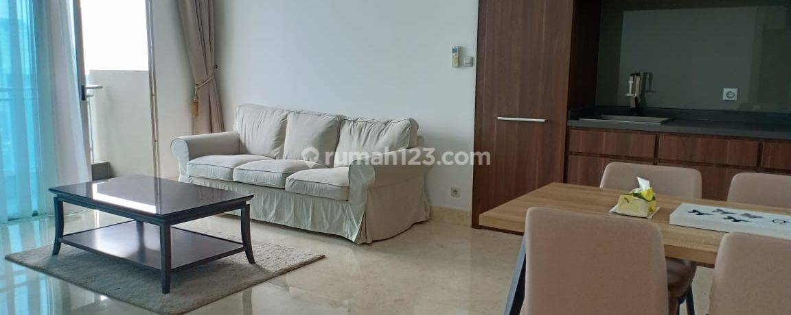 Apartment Residence 8 2BR Tower 3 Full Furnished Middle Floor