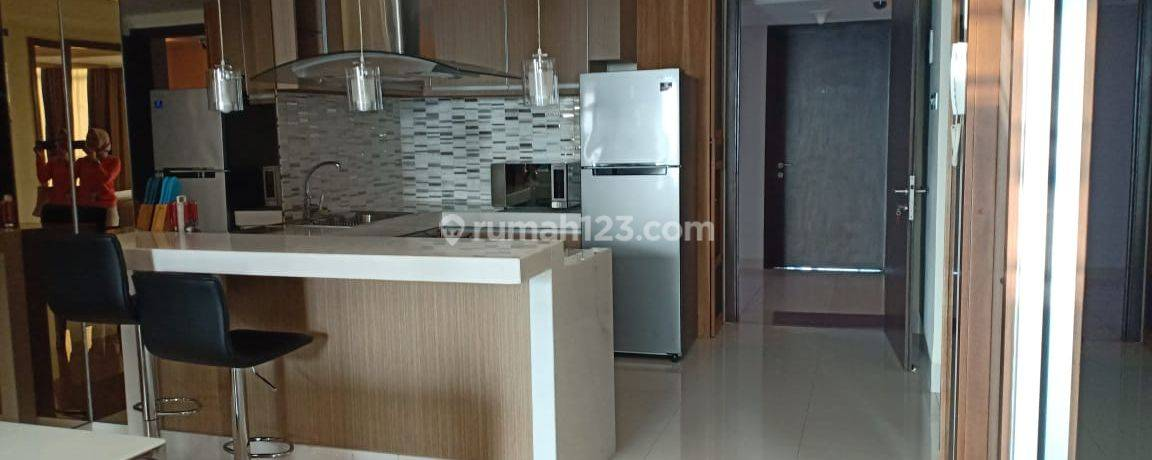 Apartemen Kemang Village 2 BR Middle Floor Empire Tower Furnished