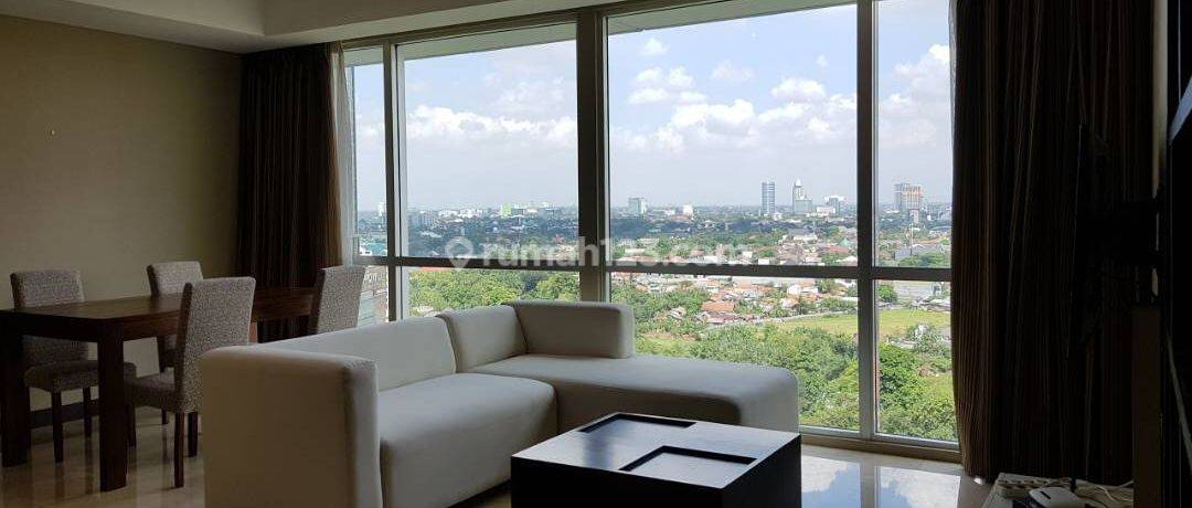 Apartemen Kemang Village Tower Cosmo 2BR Bagus Siap Huni