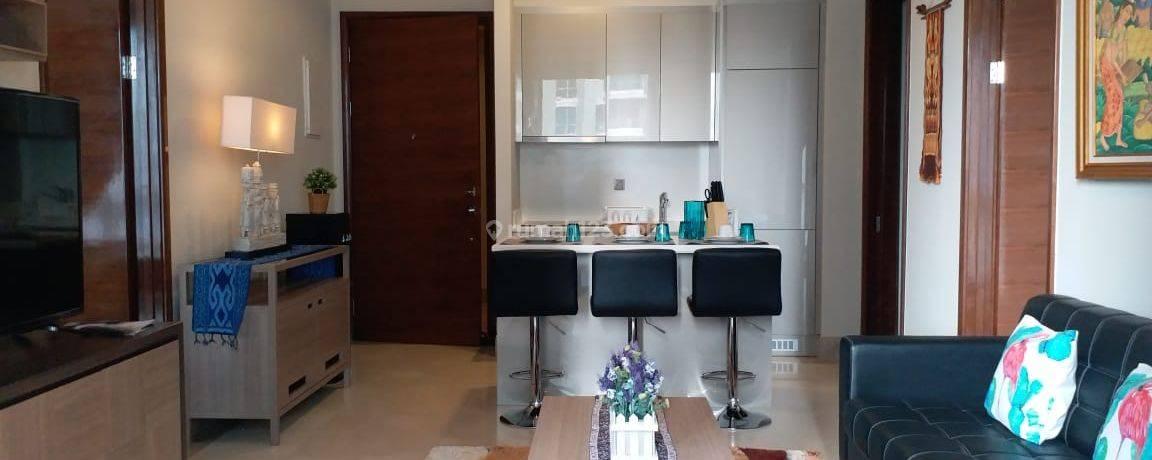 District 8 Apartment - 2BR Premium Facilities and Strategic Location Close to Sudirman Street and SCBD Area