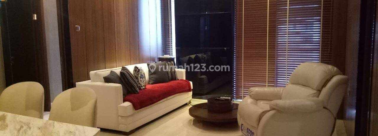 District 8 Apt, 2BR Located in SCBD Area, Connect with The Newest Mall In Jakarta, ASHTA, And Also Walking Distance to Grand Lucky Supermarket. An Apartment with Great Facilities (Infinity View Pool, etc) that Makes Very Enjoyable to Live In