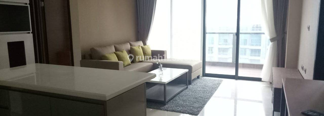 Apartment District 8 Infinity Tower 2BR High Floor Furnished