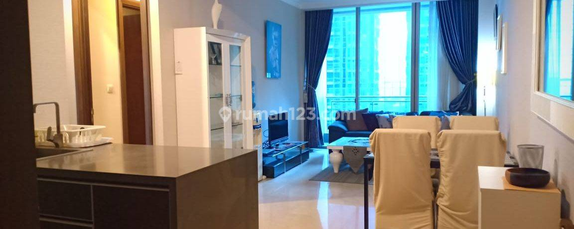 Apartment Residence 8 Middle Floor 2BR Tower 2 Full Furnished