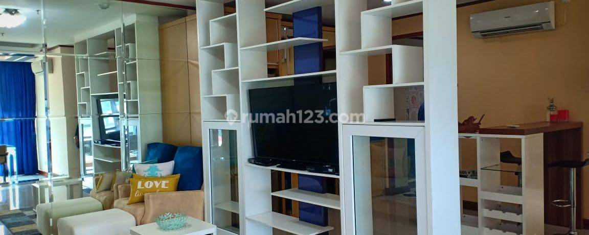 Apartment Kemang Village 2BR Infinity Tower Private Lift Full Furnished Low Floor