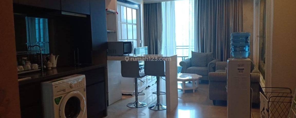 Apartemen Residence 8 Senopati 1BR Tower 2 Siap Huni Full Furnished Low Floor