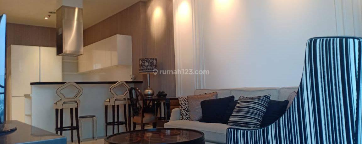 Apartemen Mewah Residence 8 Senopati Tower 3 1BR Full Furnished Siap Huni