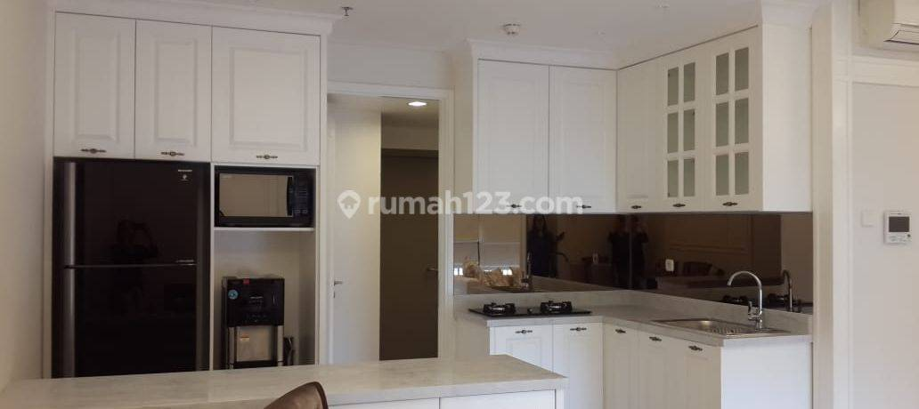 Apartment 1 Park Avenue Tower King 3 BR Low Floor Furnished Siap Huni