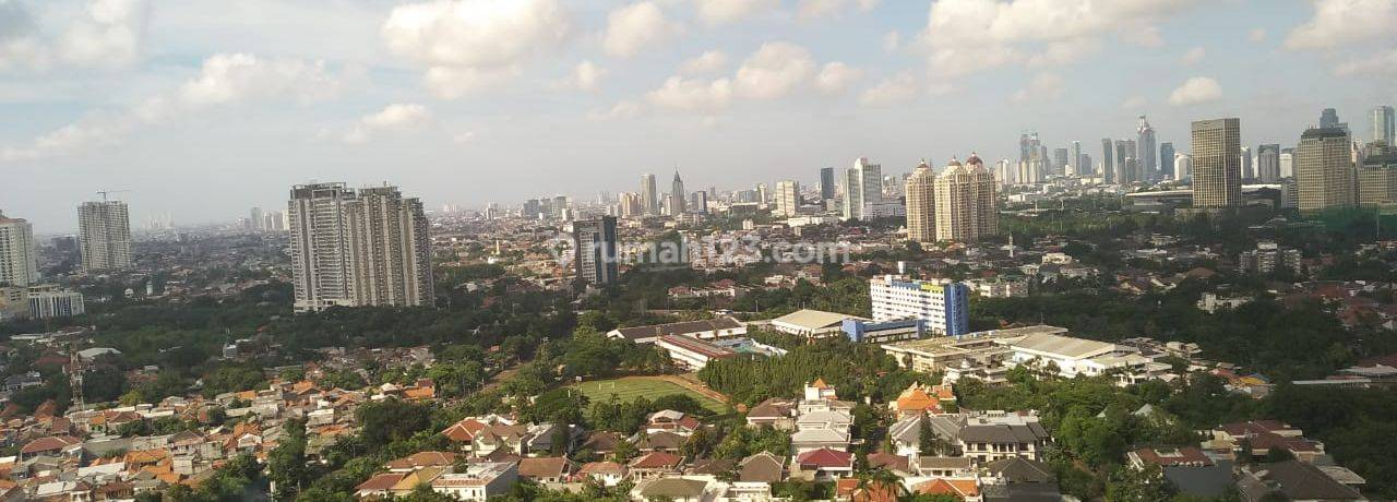 Apartemen Pakubuwono Spring, View Utara, Unblocking View!