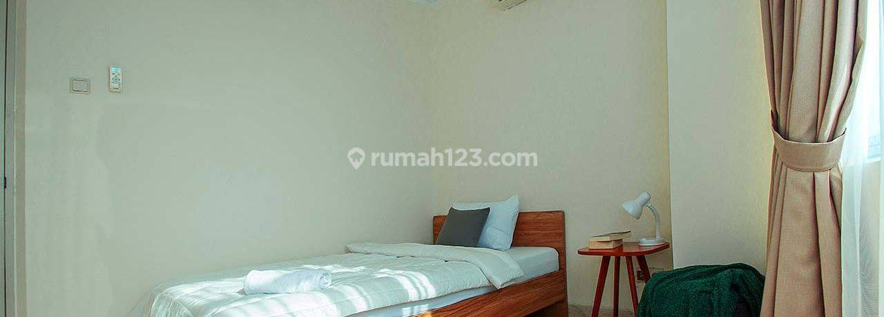 Apartemen Parama, Common BR in Shared Unit. Jakarta Selatan | Bayar Bulanan