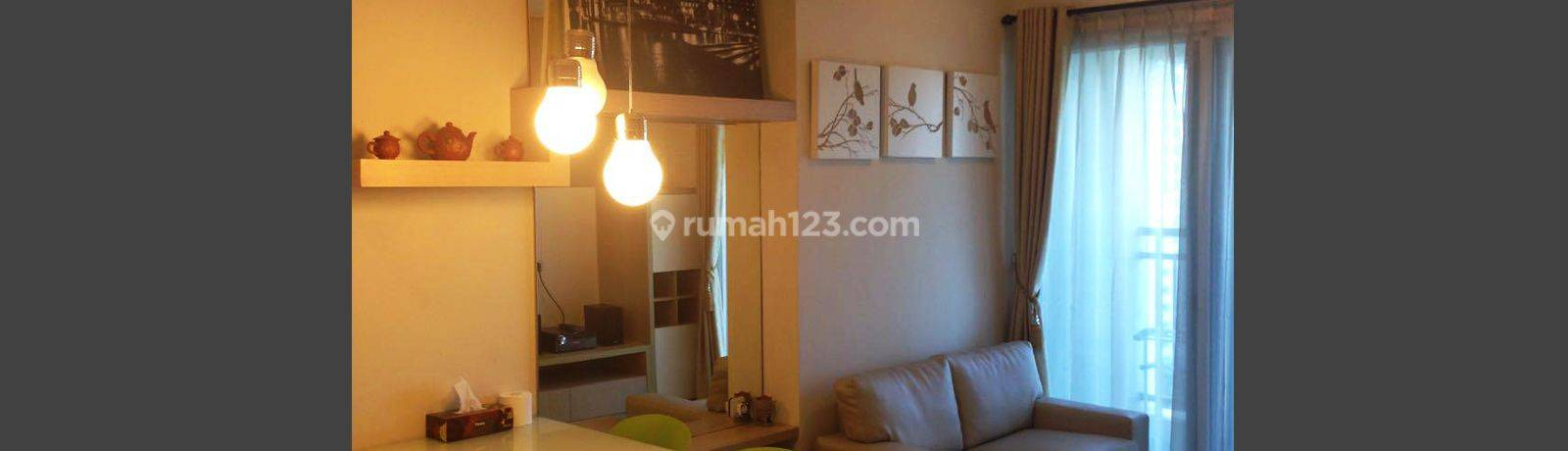 FOR RENT : Thamrin Exectutive Residence 1 BR Fully Furnished