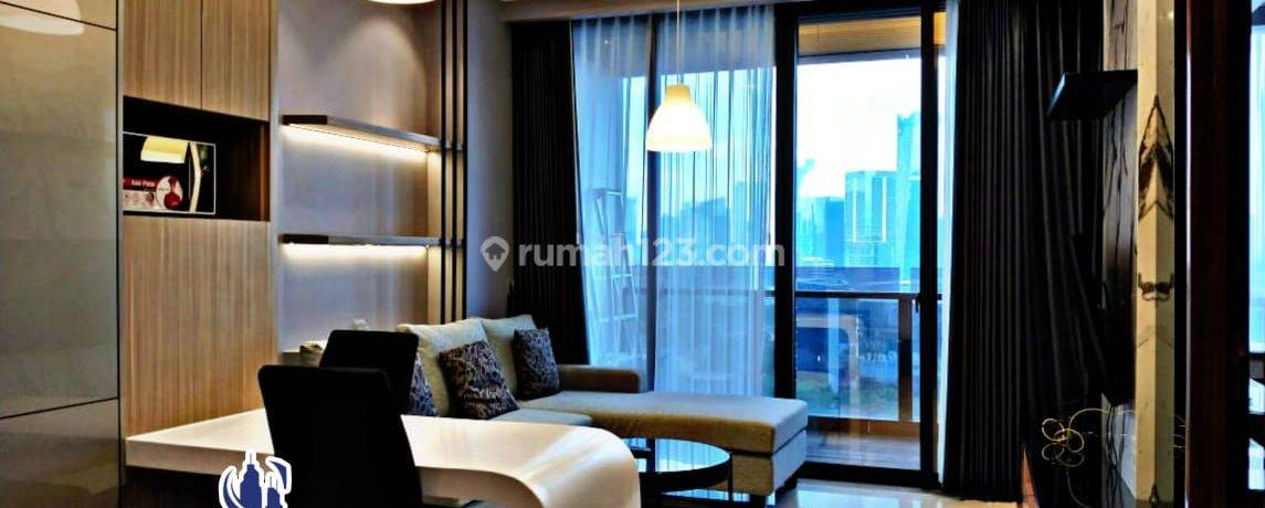 District 8 Apartment @SCBD, 1BR With Beautiful Furnish
