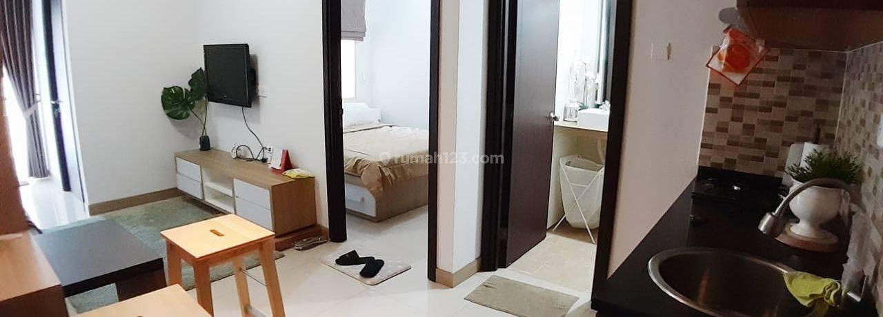 Aspen Residence, Fully Furnished, 2BR - TB Simatupang