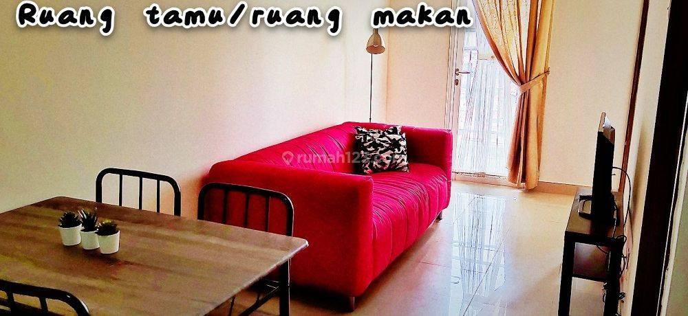 Apartemen Full Furnish Sunter Icon, Luas 45m2