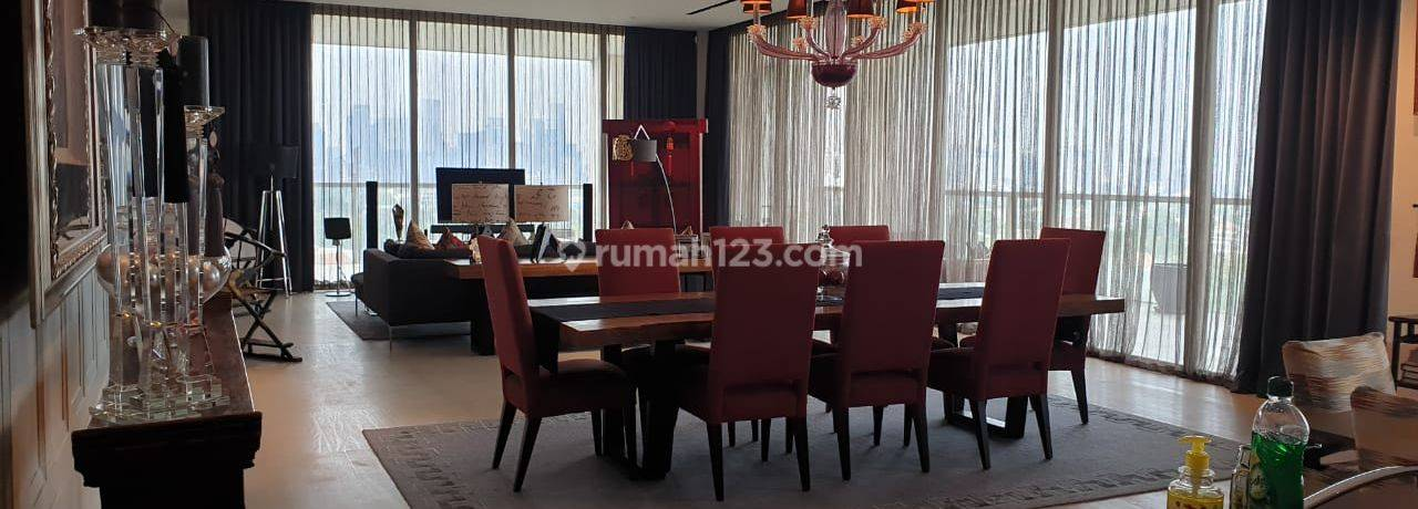 Dharmawangsa Residence 3 BR Full Furnished Well Maintained Unit