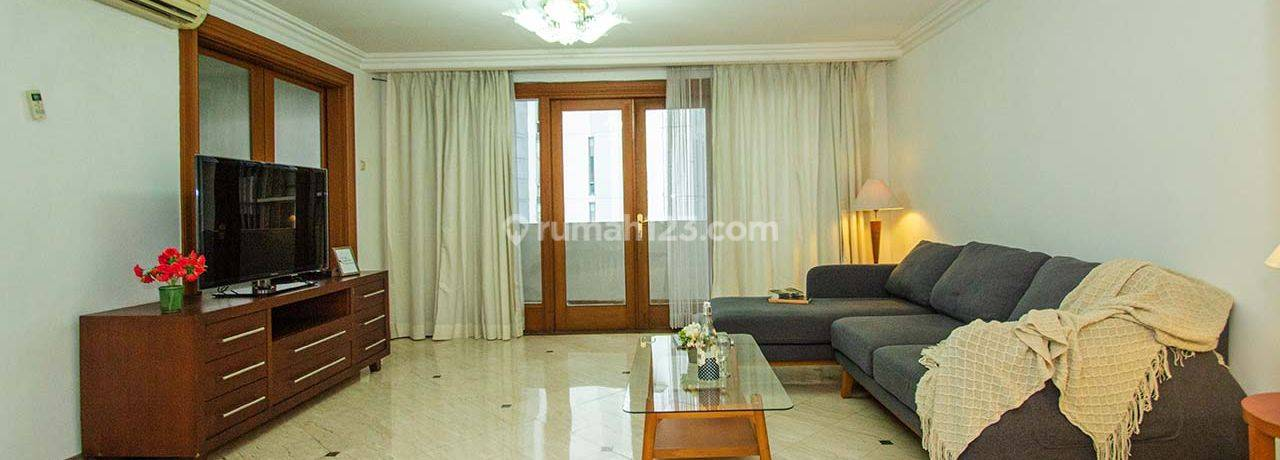 Spacious 3BR @ Senopati Apartment   Pay Monthly