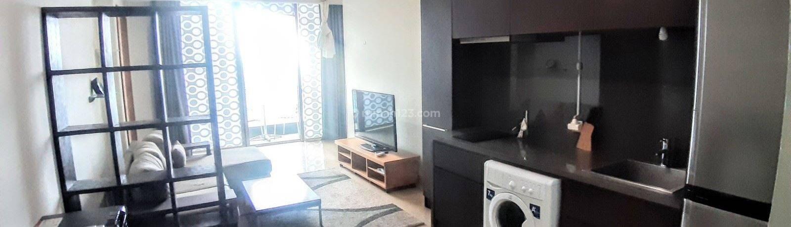 Apartemen Residence 8 Senopati 1BR, Jakarta Selatan