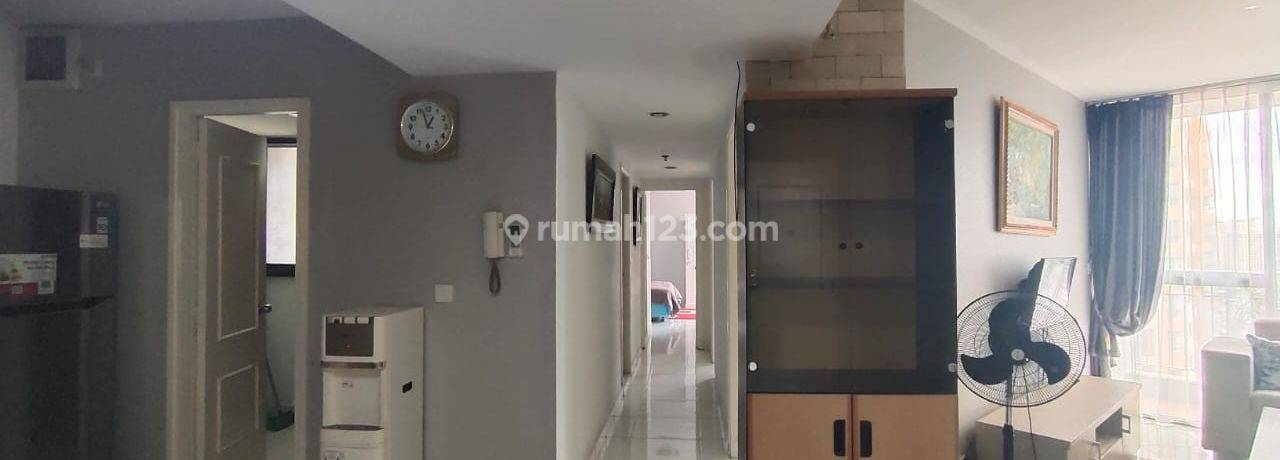 Apartemen Taman Rasuna,tower 17,tower depan,fully furnished,siap huni