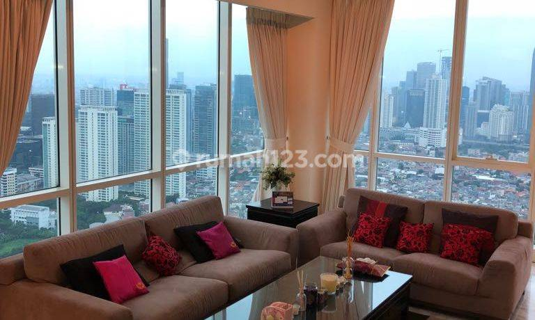 The Peak Sudirman, Pent House, A Whole Floor Unit with 270 Degree City View