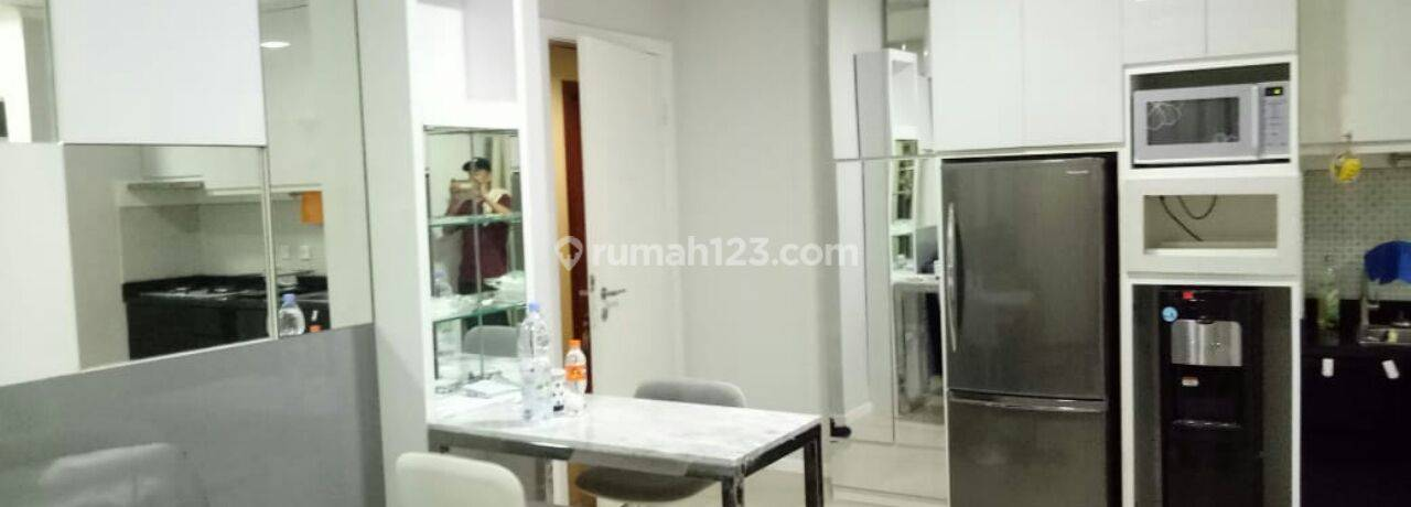 Apartment THAMRIN RESIDENCE, di central bisnis
