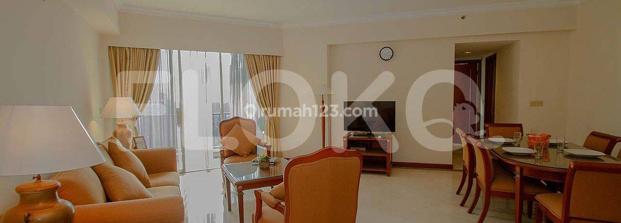 Apartemen Puri Casablanca 2BR   Bayar Bulanan