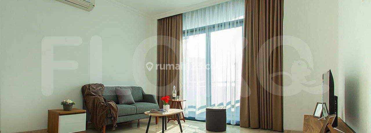 Apartemen Parama 3BR Fully Furnished | Bayar Bulanan