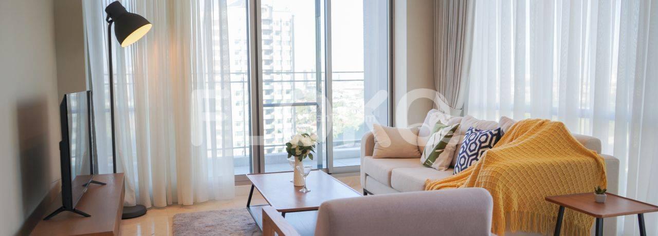 Apartemen Branz Simatupang 2BR | Bayar 6 Bulan Dimuka