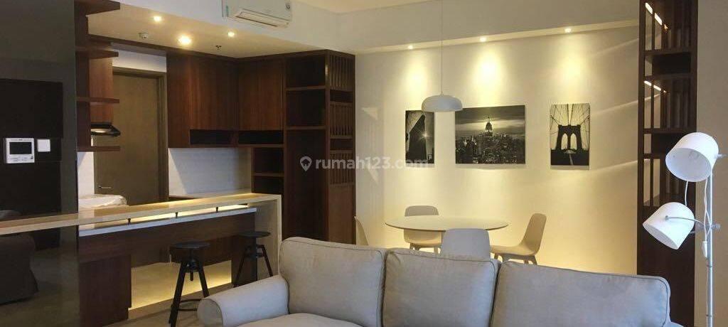 1 Park Avenue  unit nyaman dan homey di Gandaria Jakarta Selatan