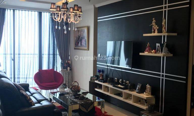 Apartemen Ancol Mansion Tower Ocean 2 KT luas 120 m2 Full Furnished Jakarta Utara