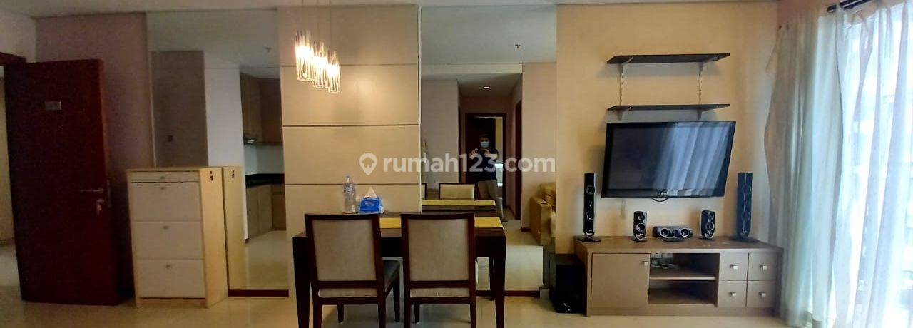 2 Bedroom and 1 Bathroom in Thamrin Residences