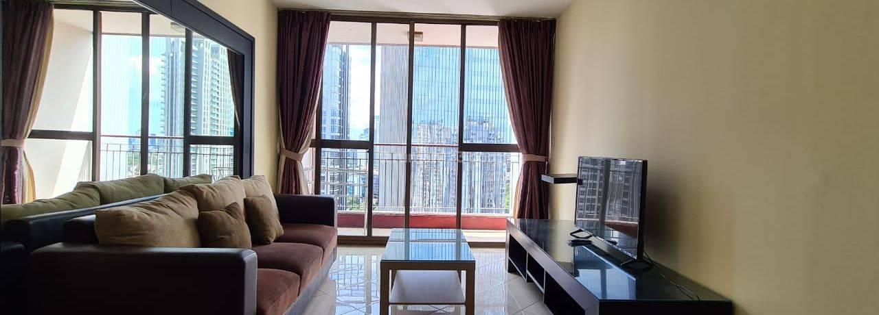 Apartemen Taman Rasuna, Tower 16 2BR Lantai 30 | Fully Furnished