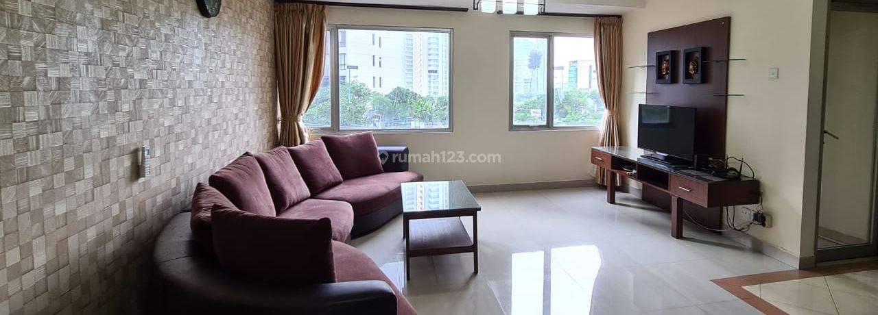Apartemen Taman Rasuna, Tower 18 2BR Lantai 6   Fully Furnished