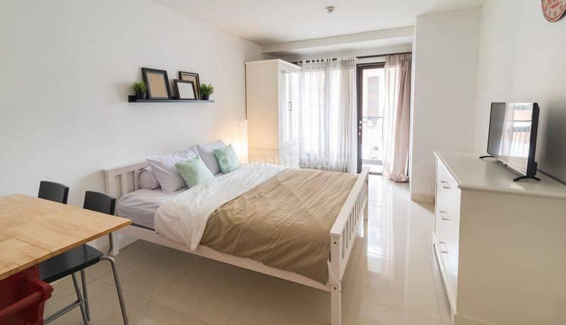 Apartemen Tamansari Semanggi Studio Type   Tower B   Fully Furnished   Bayar Bulanan