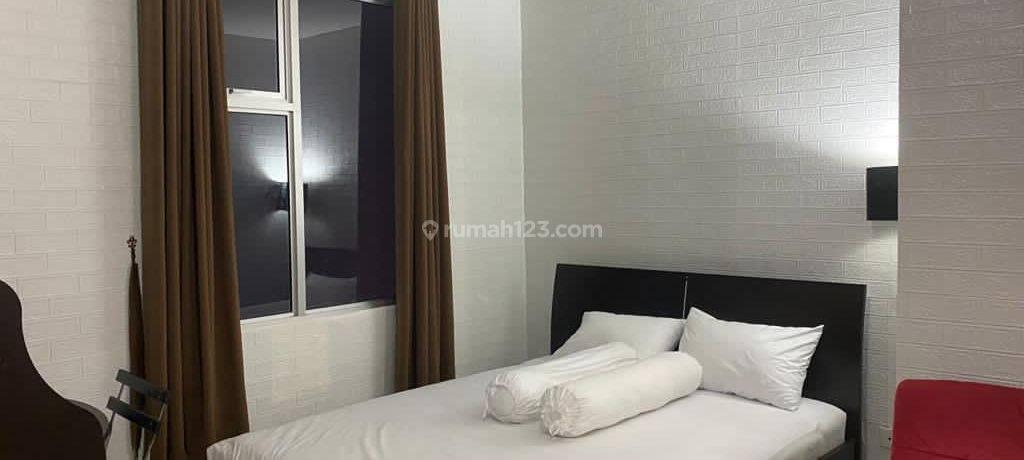 The Lavande Residences Studio Type | Fully Furnished | Bayar Bulanan