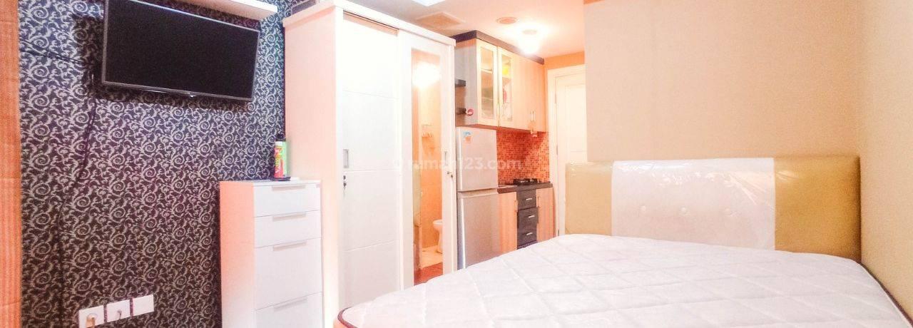 Apartemen Green Lake Sunter Studio Sertifikat Ready