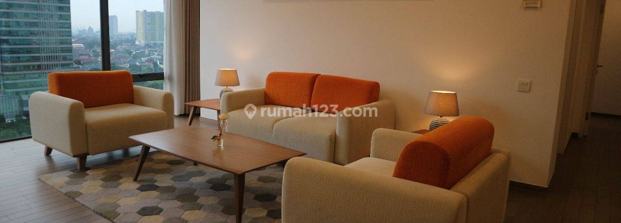 Apartment Verde,Mewah,Lokasi Startegis,3BR,Epicentrum,Kuningan,Jakarta Selatan