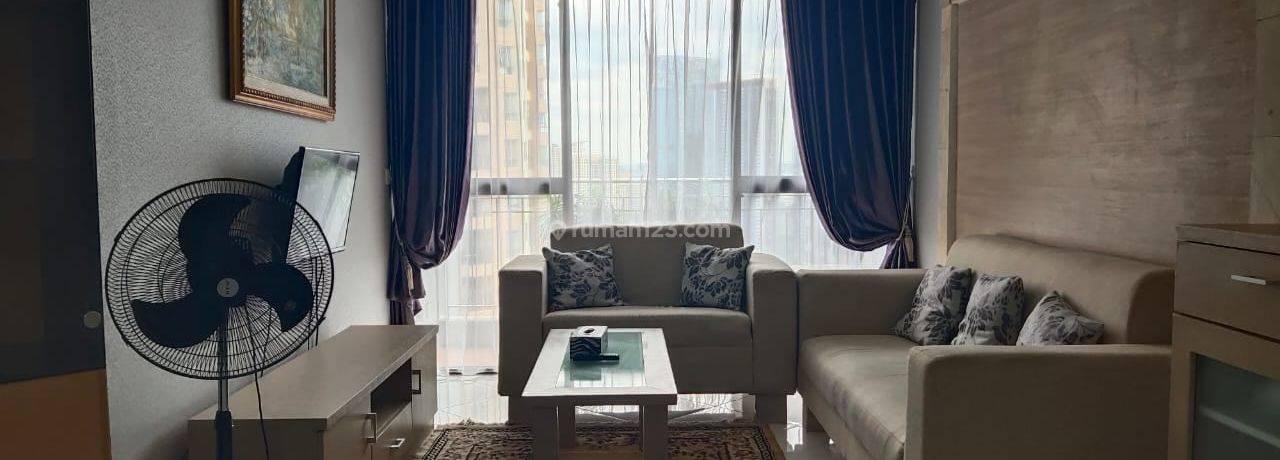 Apartemen Taman Rasuna,3br,tower depan,fully furnished