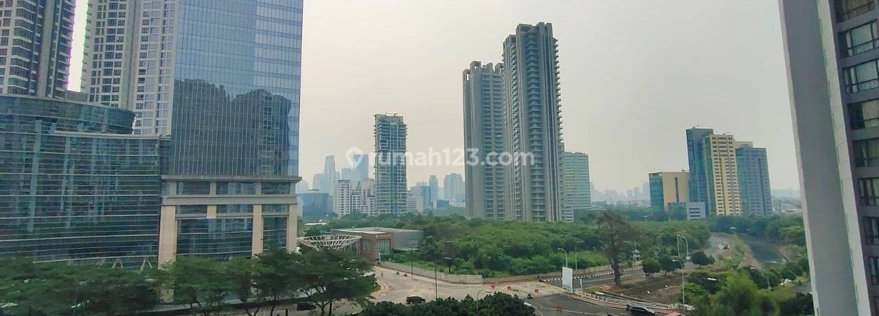 Apartemen Taman Rasuna,Tower 15,View Epicentum,Fully Furnished,Siap Huni,lantai tengah