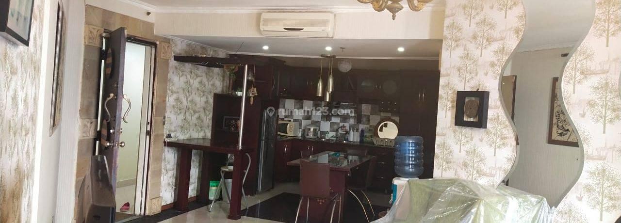 Apartmen Taman Rasuna,siap huni,fully furnished,2br,2bathroom
